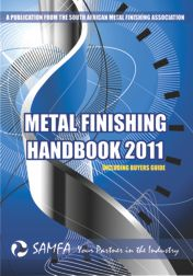 SAMFA Metal Finishing Handbook graphic