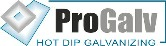 Pro-Galv logo and link